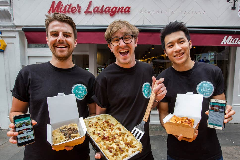 Fighting Food Waste in Nottingham