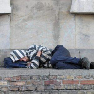 Nottingham's Homeless Crisis at Christmas